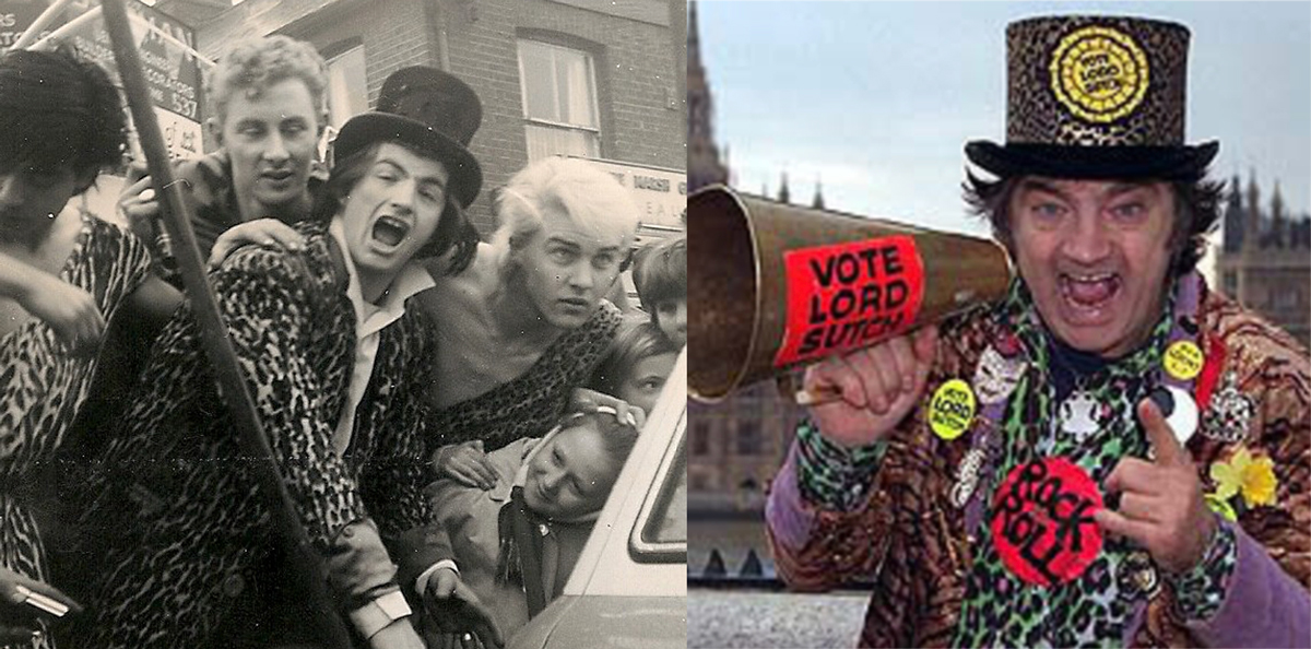 Lord Sutch Carshalton