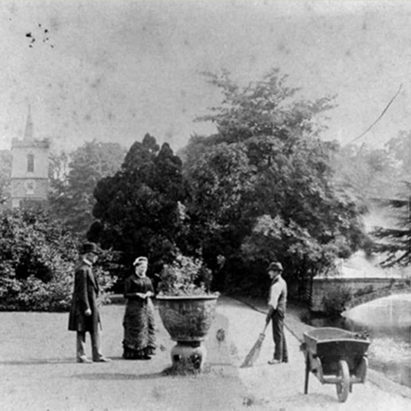 Bringing Old Carshalton Photos Back to Life Using Incredible New 3D Technology