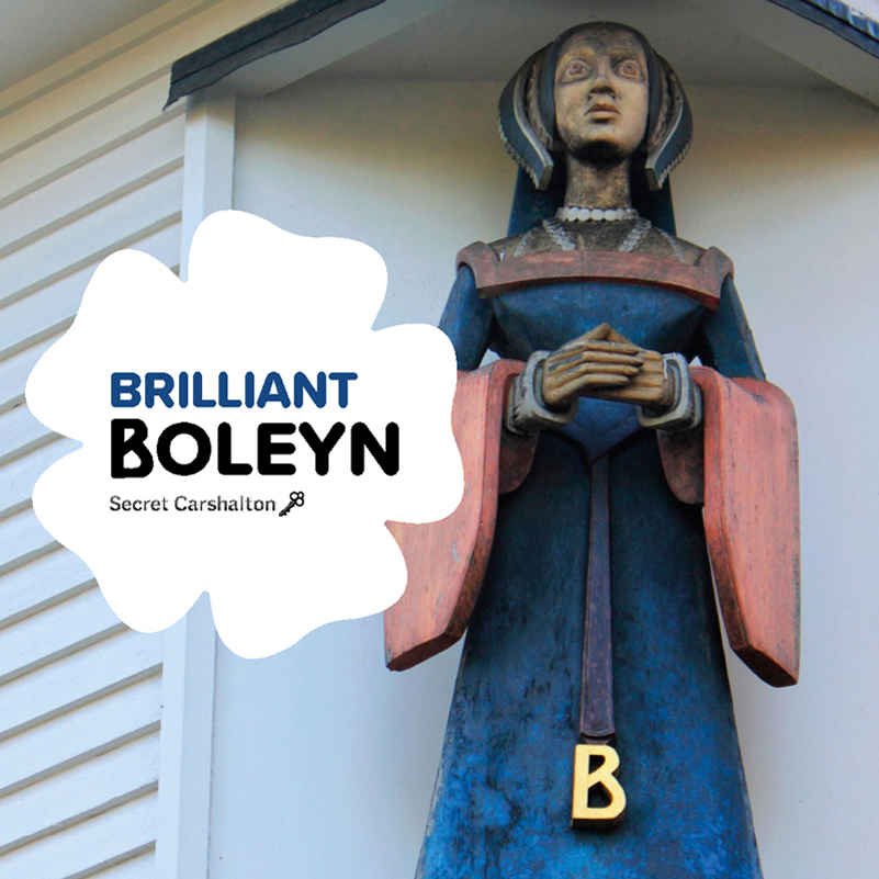 Brilliant Boleyn – The Artist and the Architects