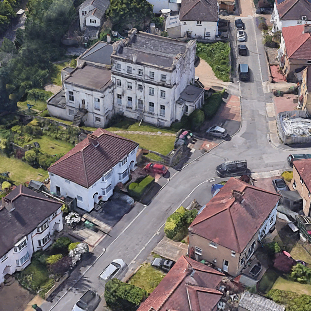 Brandries Hill House