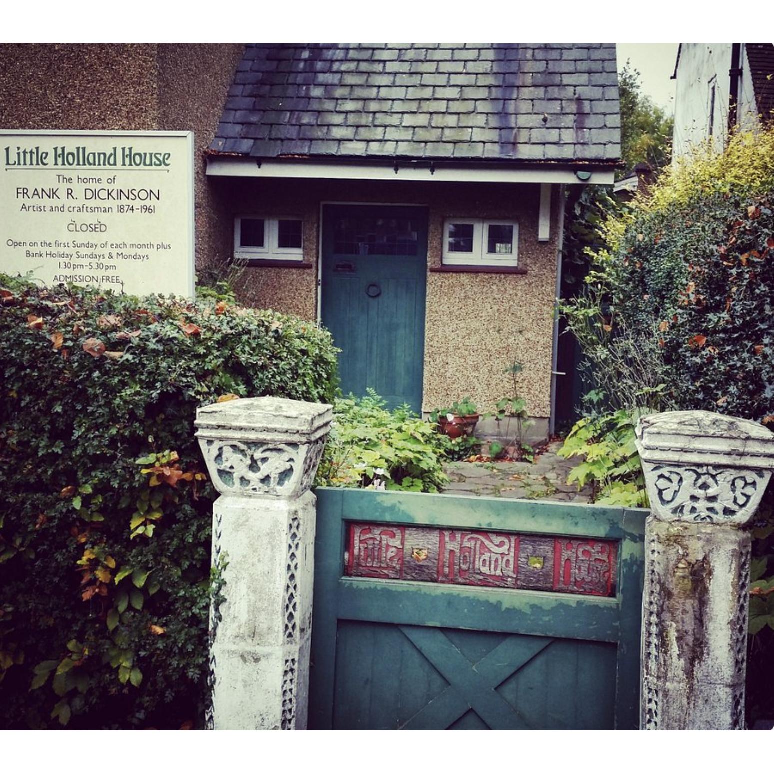 Little Holland House Carshalton Beeches